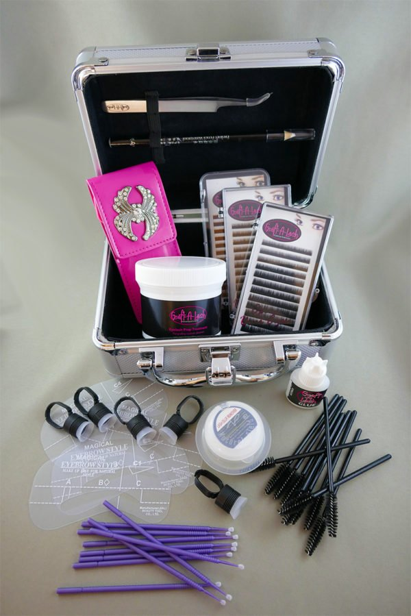 Brow Grafting Extension Kit