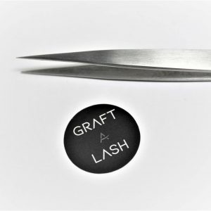Graft A Lash Tweezer Straight Pointed