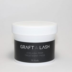 Graft A Lash Pre Prep Treatment Cleansing Pads - 75 pads