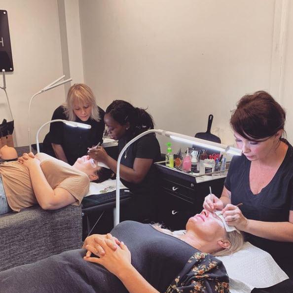 Gold Coast Eyelash Training Course